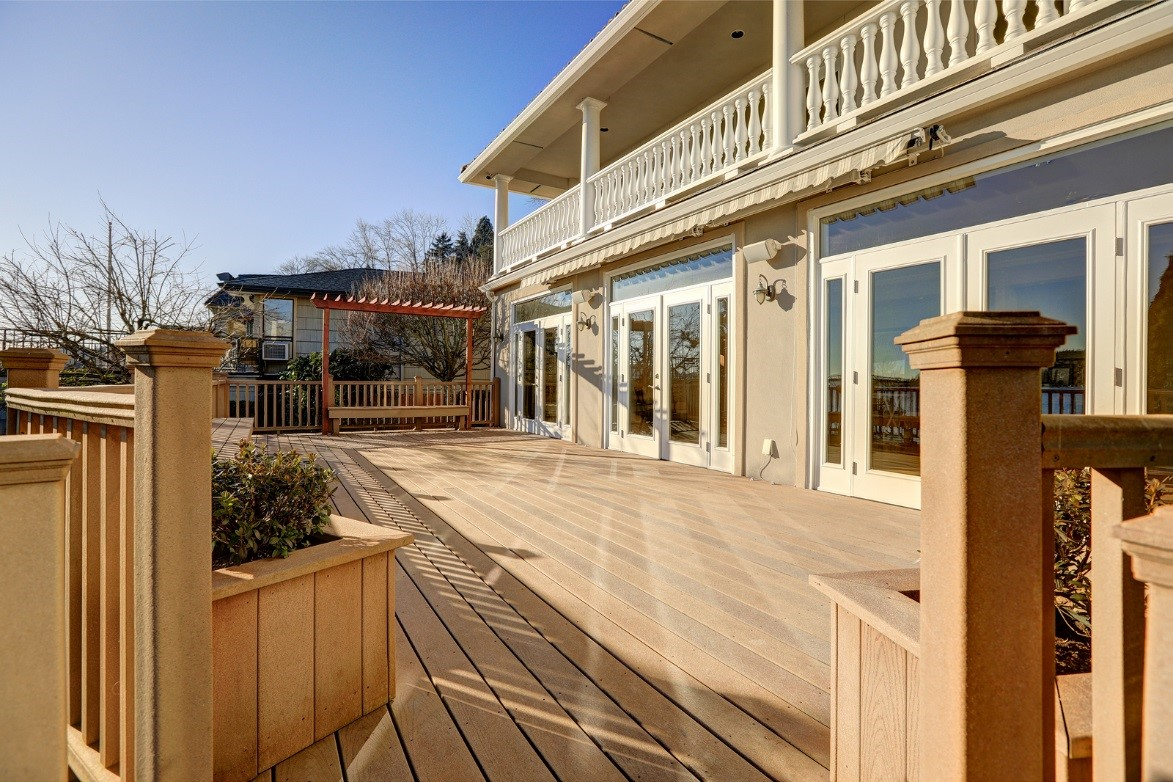 High Performance Trex Decking