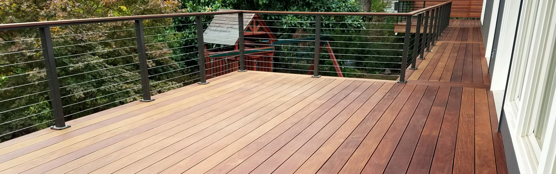 Outdoor Living Space On A Budget Decks