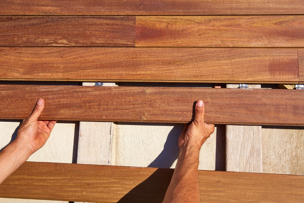 Choose Ipe Decking for Your Yard