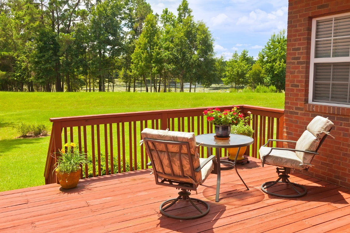 Is Your Composite Decking Accessible to the Disabled in Your Family?